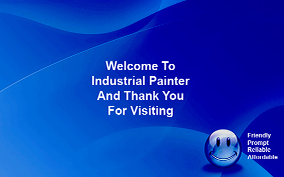 Industrial Painter - Industrial Painters - Commercial Painters - Commercial Painter